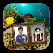 Dual Photo Aquarium Wallpaper APK