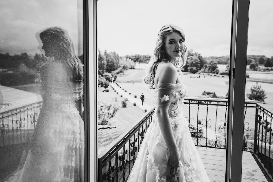 Bryllupsfotograf Ieva Vogulienė (IevaFoto). Bilde av 20.05.2019