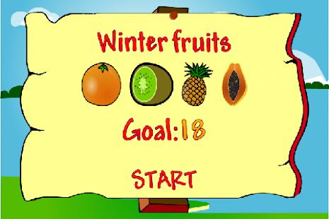 Fruit Catcher screenshot