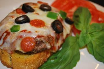 Brick Oven Pizza Burgers Supreme Recipe