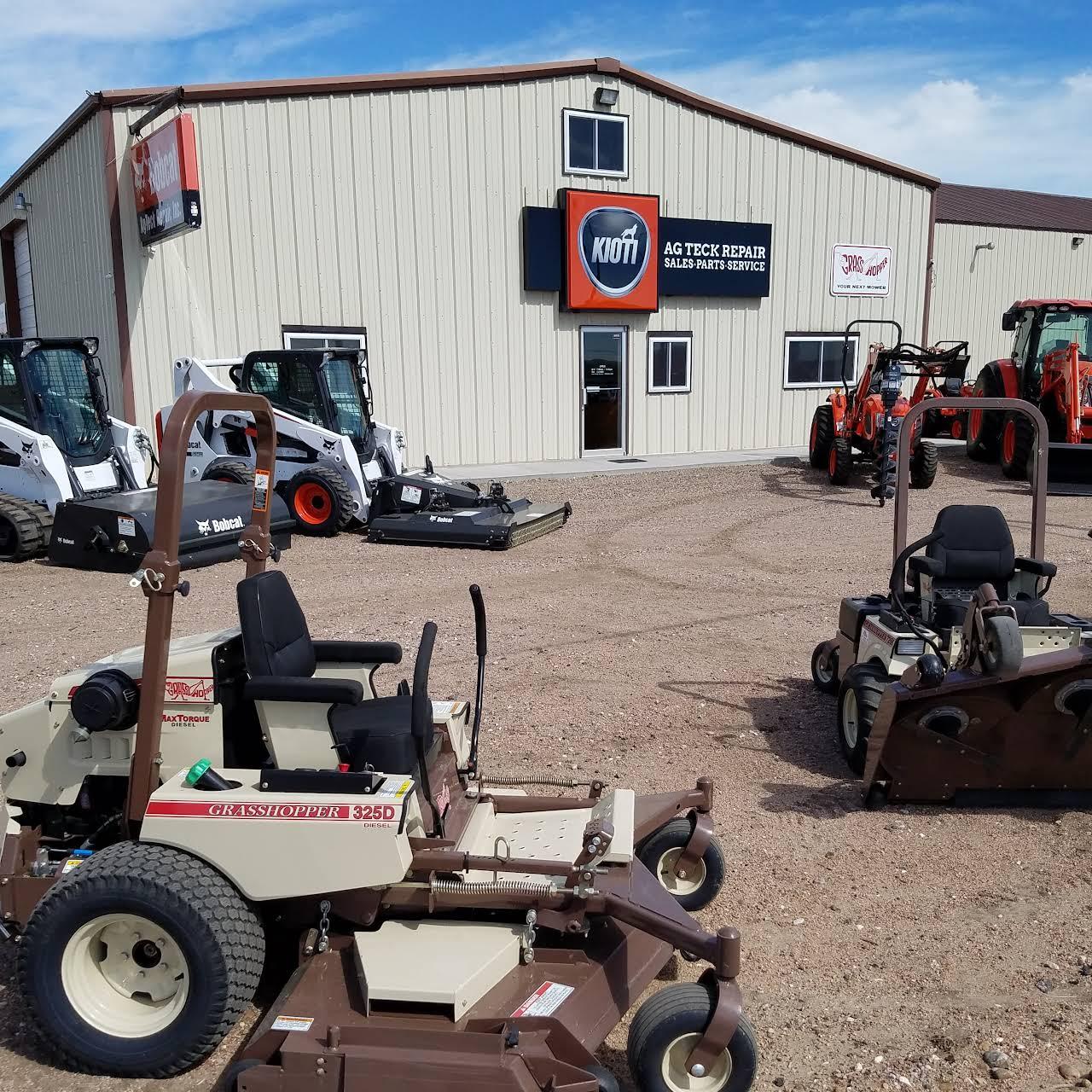 Ag Teck Repair Inc - Bobcat Equipment, Kioti Tractor