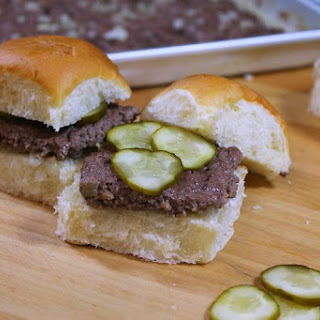 Copycat White Castle~ Belly Bombers Recipe