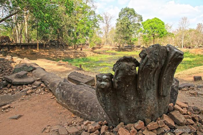 Дальние храмы Ангкора - Кох Кер