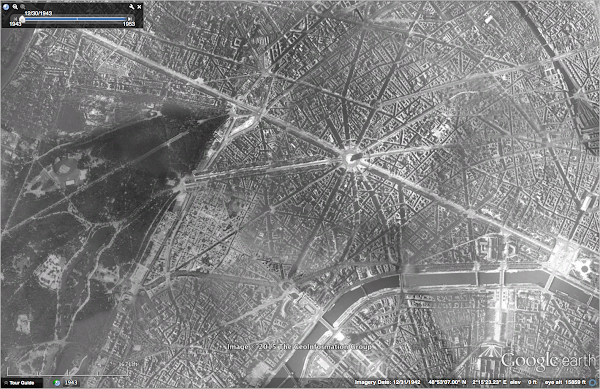 Photo of Wartime Paris