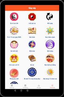 Download Lịch vạn niên 2020 - Lịch Việt & Lịch âm For PC Windows and Mac apk screenshot 14