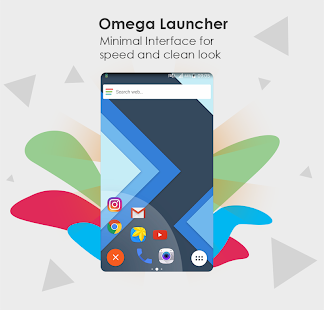 Marshmallow Launcher : Omega- screenshot thumbnail