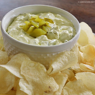 Dill Pickle Dip