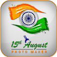 15th August - Photo Frame Studio & Collage Maker icon