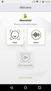 Biometrid - náhled