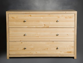 Photo: 3 Drawer Dresser