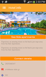 Sea Side Apartments- screenshot thumbnail