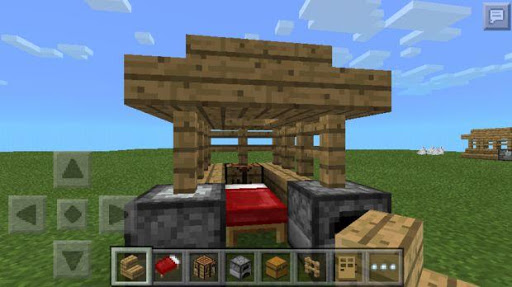 Cool Little Shelter in MCPE