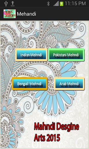 Asian Mehndi Arts 2015