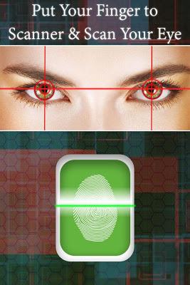 Eye Number Test Prank - screenshot