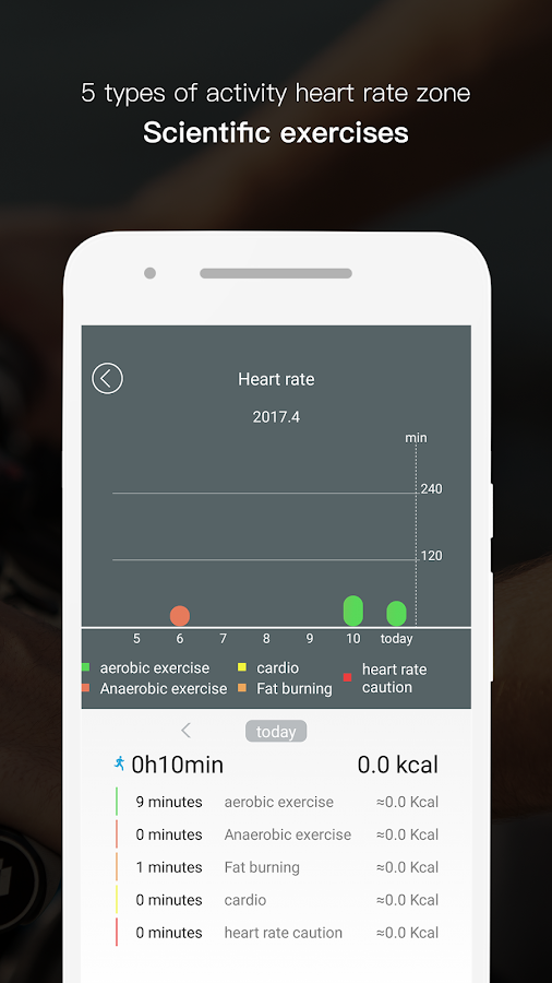 Zeroner Health Pro  Android Apps on Google Play