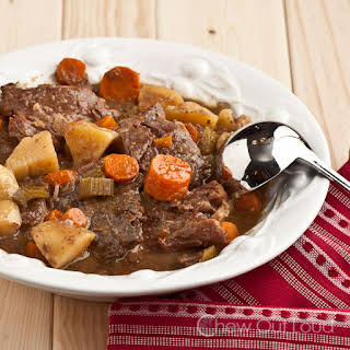 Most Tender Pot Roast (Slow-cooker).