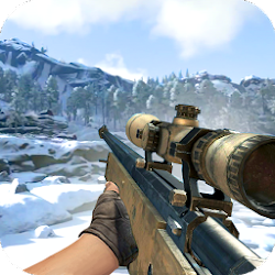 Mountain Sniper Shoot Assassin