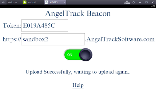 AngelTrack Beacon- screenshot thumbnail