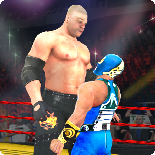 ROYAL WRESTLING RUMBLE REVOLUTION : FIGHTING 2K18 app (apk) free download for Android/PC/Windows