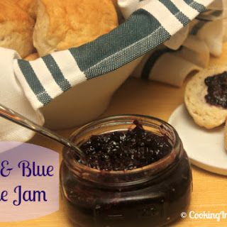 Black and Blue Thyme Jam
