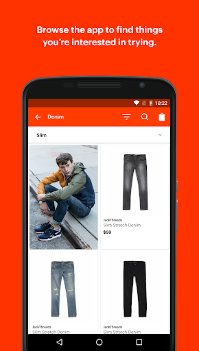 玩免費購物APP|下載JackThreads: Men's Shopping app不用錢|硬是要APP