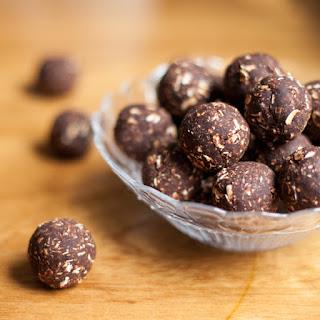 Top 8 Allergen Free Protein Balls
