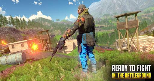 Code Triche Free Firing Commando - Counter Attack FPS 2019 APK MOD screenshots 2