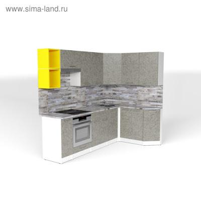 Кухонный гарнитур Валерия прайм 5 2300*1500 мм