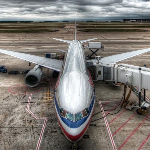 飞机飞行模拟3D 模擬 App LOGO-硬是要APP