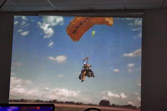 Photo: Second part was about Jetman.