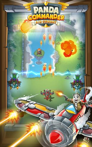 Air Fighter: Airplane Shooting- screenshot thumbnail