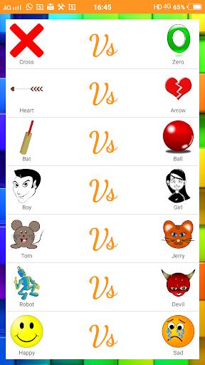 TicTacToe With Cartoons 1.1.2 screenshots 3
