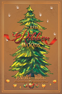 The Red Ribbon Woods cover