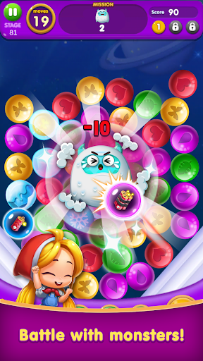 Jewel Stars-Link Puzzle Game apktram screenshots 3