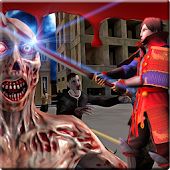 Texas Zombies Rescue 3D