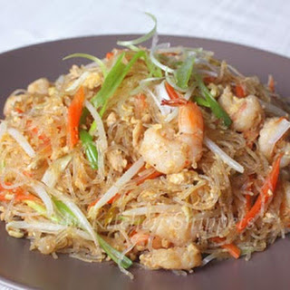 Fried Glass Noodles/Fried Tang Hoon