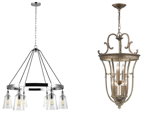 Up to 80% Off Chandeliers on HomeDepot.com