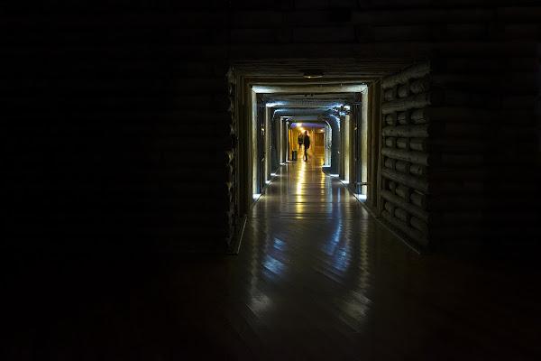 The tunnel di Cho