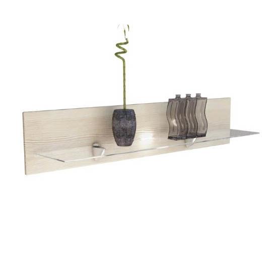 Mensole Di Vetro Con Led.Entrata Moderna Music Mobile Ingresso Corridoio Guardaroba Appendiabiti E Specchio