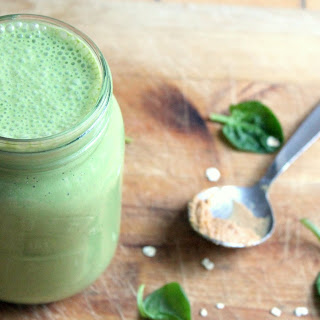 Gentle Green Breakfast Smoothie Recipe
