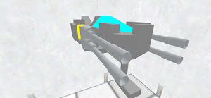 宙域中戦闘機 イ-1