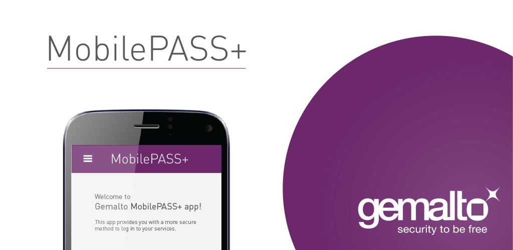 SafeNet MobilePASS+ APK Download com gemalto mpassplus
