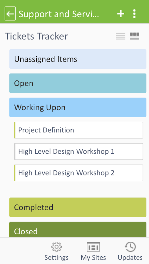 WorkSmart- screenshot