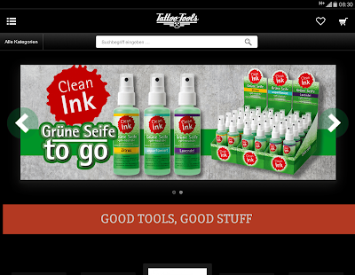 Tattoo-Tools GmbH- screenshot thumbnail