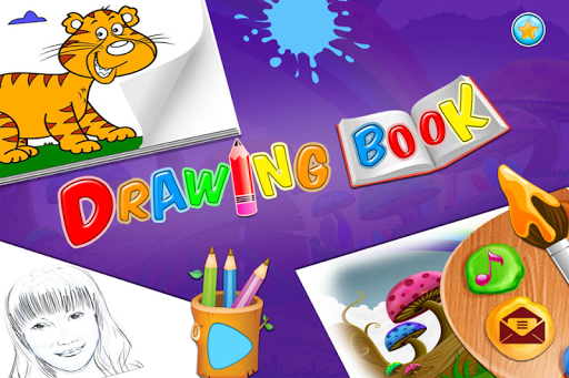 Kids Color Fly - Drawing Book
