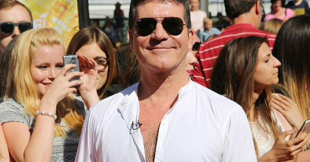 Simon Cowell bans X Factor contestants from singing Jennifer Hudson