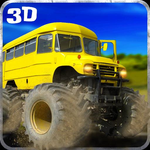 大巴司機爬坡3D 模擬 App LOGO-硬是要APP