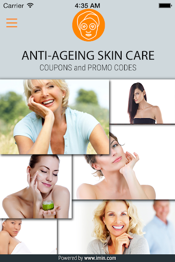 Anti-aging care coupons-I'm in