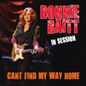 Bonnie Raitt In Session - Can't Find My Way Home