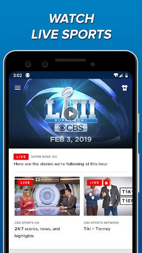 CBS Sports App - Scores, News, Stats & Watch Live 9.9.1 screenshots 5